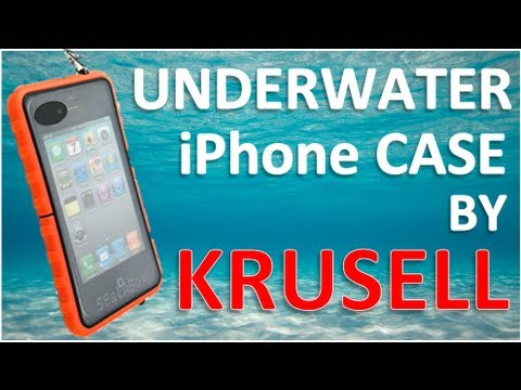 Krusell SEaLABox Universal Waterproof Case Review