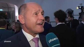 Wolfgang Sobotka (Nationalratspräsident) zu möglichen Koalitionen in Österreich