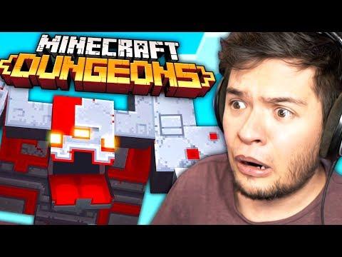 MINECRAFT 2 EXISTE! 🤯😁 | Minecraft Dungeons