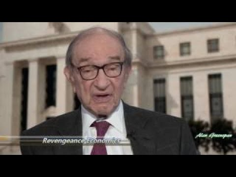 [ Alan Greenspan ] 30 June 2017 Economy entering very tough period of stagflation