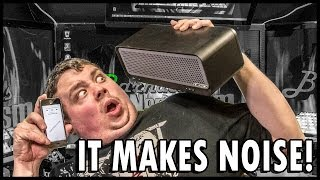 JLAB Bouncer Wireless Bluetooth Speaker : It Really Blows!