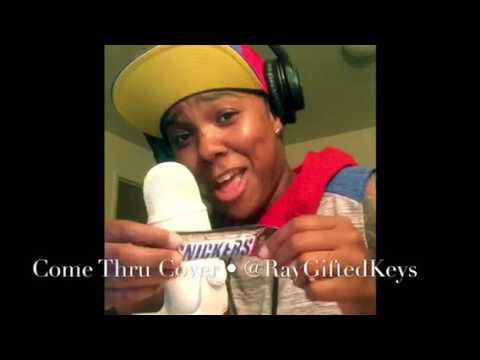 Come Thru - Jacquees Cover RayGiftedKeys