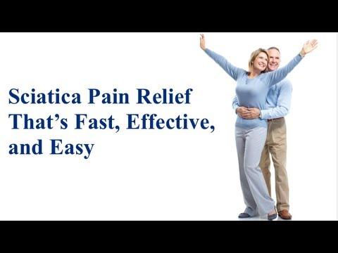 Exercises For Sciatica - YouTube