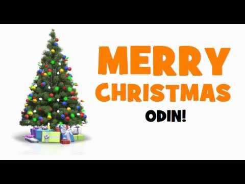 MERRY CHRISTMAS ODIN! - YouTube