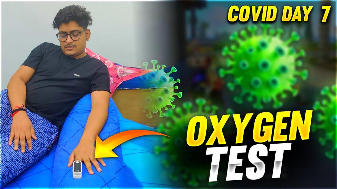 GyanSujan Covid Oxygen Test Day 7