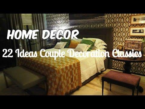 23 Ideas Couple Classics Rooms- Interior Design Classic Bedroom And Home Design
