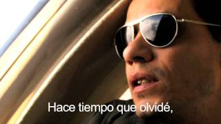 Marc Anthony - A Quien Quiero Mentirle (Video Lyrics)