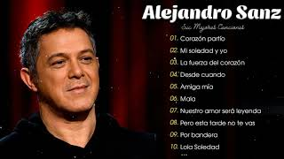 Greatest Hits Of Alejandro Sanz  Romantic Ballads From The 80s And 90s In Spanish