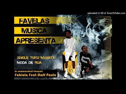 Fabiola Feat. Paulo Gibele - Tuku Mvuata (Afro Sabene)