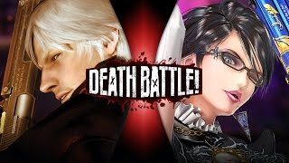 Repeat youtube video Dante VS Bayonetta | DEATH BATTLE!