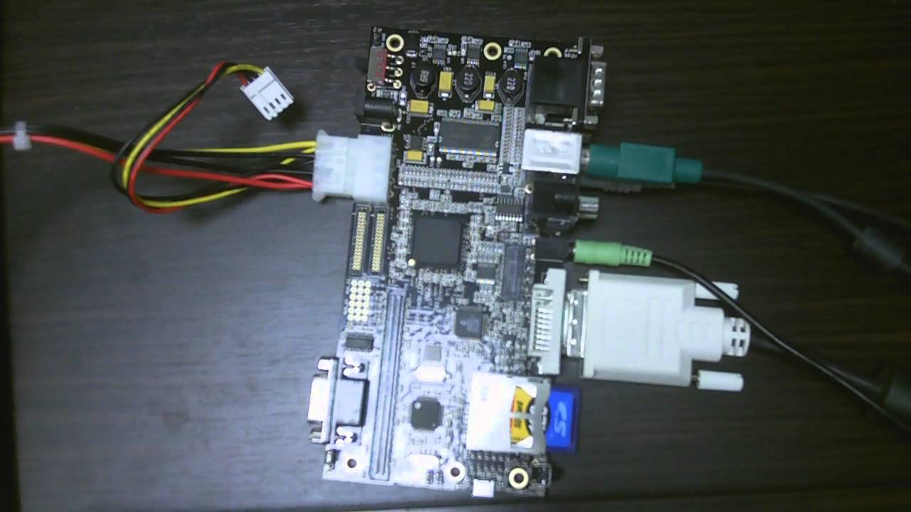FPGAArcade | Programmable Gaming Hardware