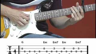 Hillsong United Take Heart Guitar Tutorial