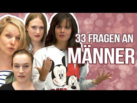 33 FRAGEN AN MÄNNER | Liebeserklaerer