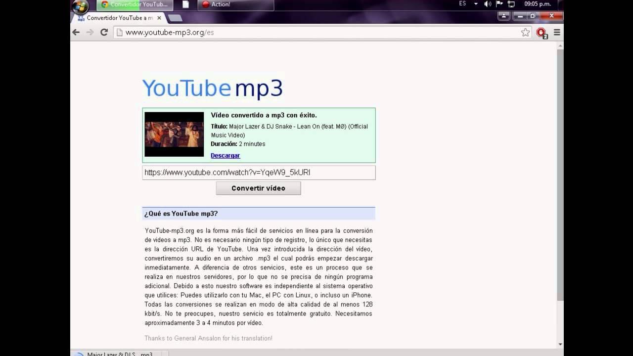 Como Descargar Musica De Google Gratis Facil Y Rapido Youtube