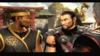 Mortal Kombat Lin Kuei Trailer