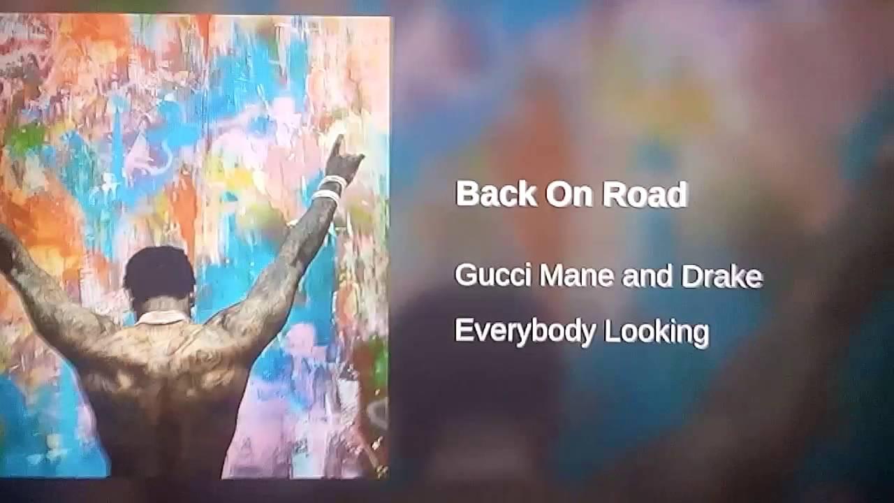 Download Gucci Mane - Back On Road (Audio) ft. Drake