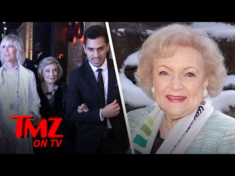 Cloris Leachman Throws Some Shade At Betty White  TMZ TV