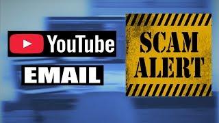 Mag Ingat YouTube Email Phishing Scam!