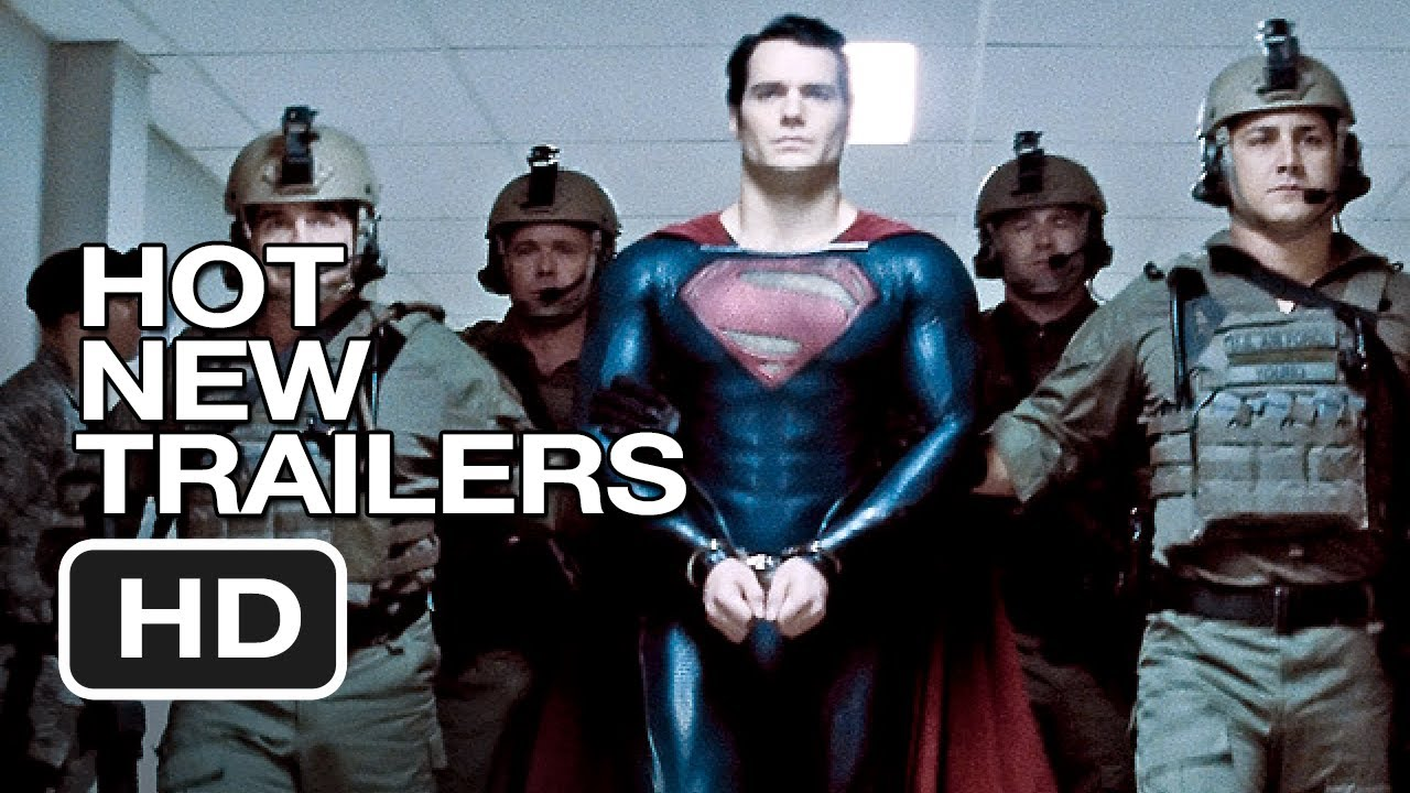 Best New Movie Trailers - January 2013 HD