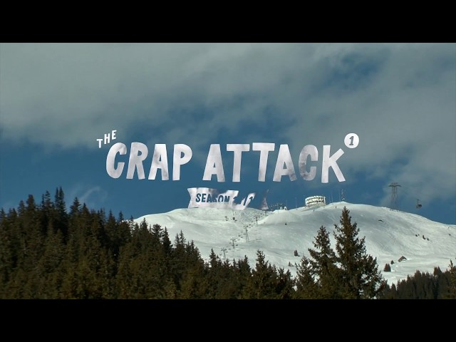 The Crap Attack 2018 #1 LAAX