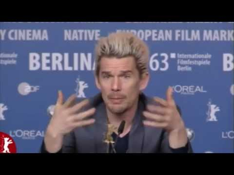 Before Midnight • Press Conference Berlin Film Festival