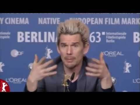 Before Midnight • Press Conference Berlin Film Festival