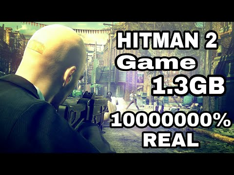 How To Download Hitman 2 Android Don,t Skip This Video