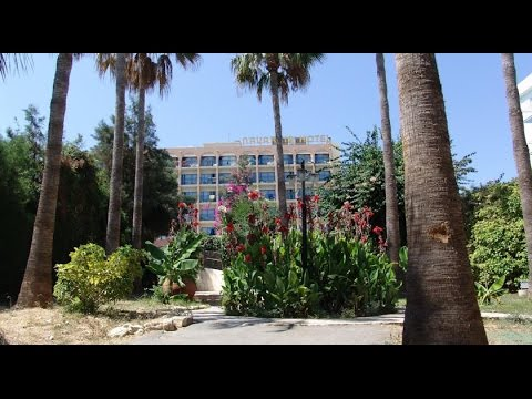 Отели Кипра.Navarria Hotel 3*.Лимасол.Обзор