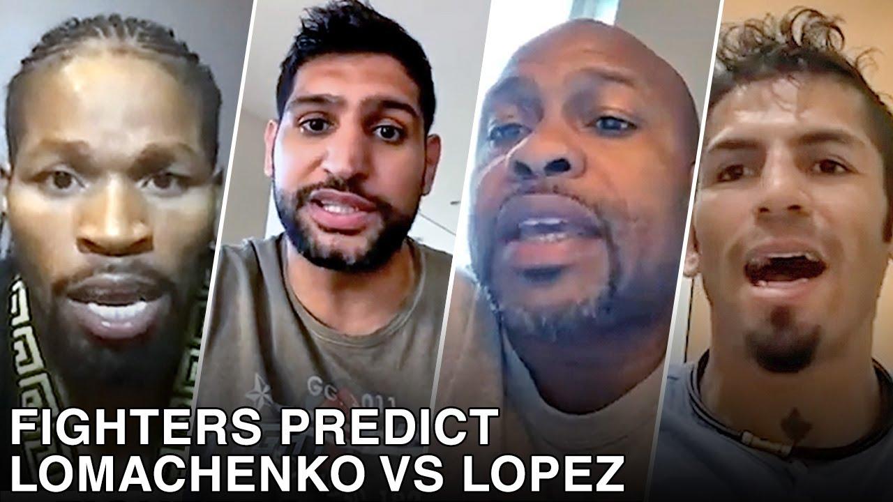 Who wins Lomachenko vs Lopez? Predictions for the big fight