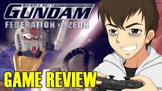 Gundam: Federation vs. Zeon - Game Review [SnicketyReviews]