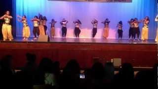 Susan E Wagner International Festival 2013 - Indian Dance