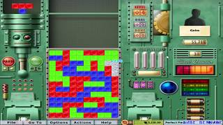 Hoyle Puzzle Games 2005 - Panic - Packer (151,065)