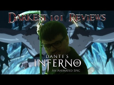 Darkest101 Reviews: Dante's Inferno - An Animated Epic