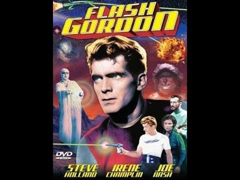 Flash Gordon: Ep 1, 2 & 3   1954