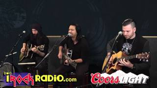 iRockRadio.com - Pop Evil - Acoustic - 100 in a 55
