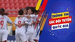 Đội tuyển nữ Việt Nam trở lại tập luyện, khó khăn và cơ hội nhìn từ Giải VĐ Đông Nam Á | VFF Channel