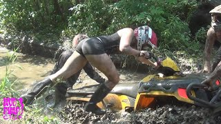 MUD TOUGH GIRLS! DONT MESS WITH HER!