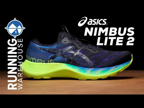 ASICS Gel Nimbus Lite 2 First Look