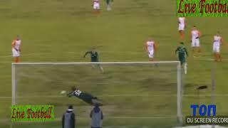 Футбольний матч Ворскла - Шахтар 0:3 І 2 тайм 09.03.2018