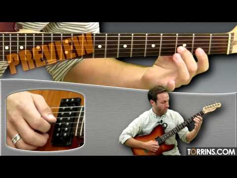 Teri Meri Kahaani (Gabbar is Back) Guitar Lesson (PREVIEW)