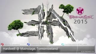 Hardwell ft. Jake Reese - Run Wild @ Tomorrowland 2015 Mp3