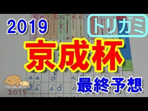 【競馬】京成杯2019 最終予想