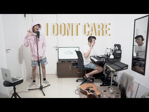 Download I DONT CARE -  ED SHEERAN X JUSTIN BIEBER Arash cover Mp4 baru
