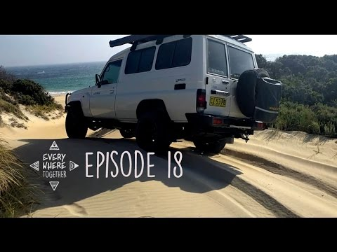 Ep. 18 Top beaches in South Australia and Victoria - Everywhere Together