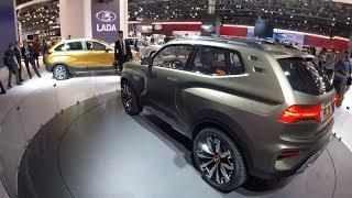 Новая Niva на базе Дастера, Lada Vesta Sport и Xray Cross. Калины больше нет!