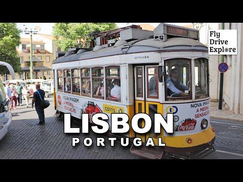 Exploring Lisbon, Portugal - Springtime In The City
