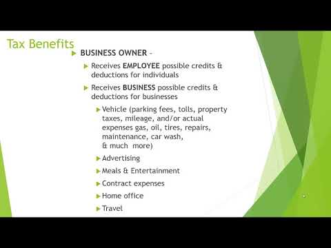 Tax Webinar  Home Based Business 2017 08 14