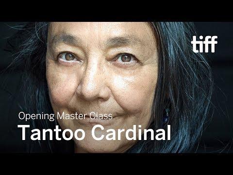 TANTOO CARDINAL | Opening Master Class |TIFF 2018