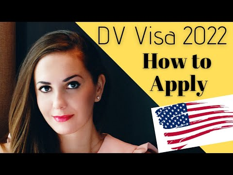 DV Visa Lottery 2022 REQUIREMENTS