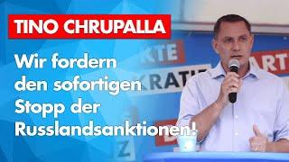 Tino Chrupalla | ❝Russland bedeutet Energiesicherheit❞